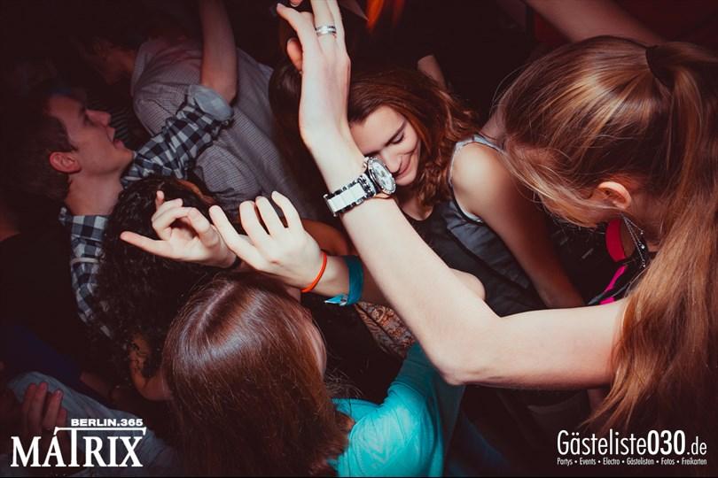 https://www.gaesteliste030.de/Partyfoto #122 Matrix Berlin vom 10.04.2014