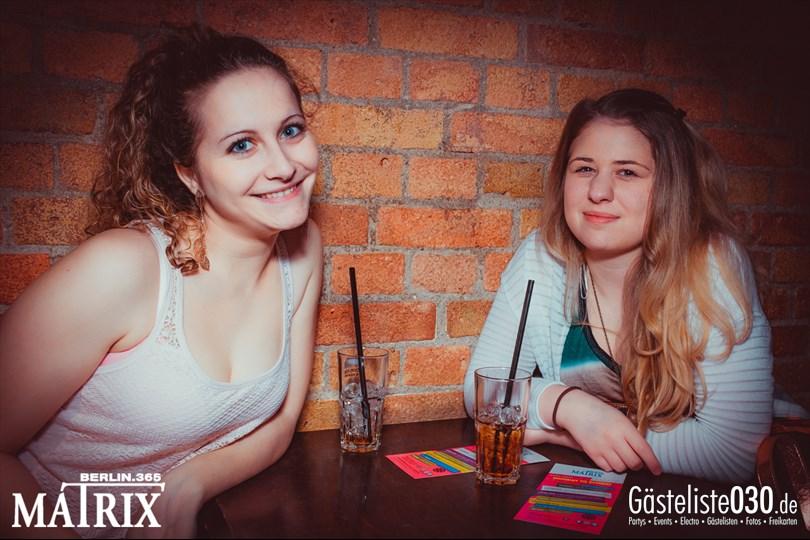 https://www.gaesteliste030.de/Partyfoto #138 Matrix Berlin vom 10.04.2014