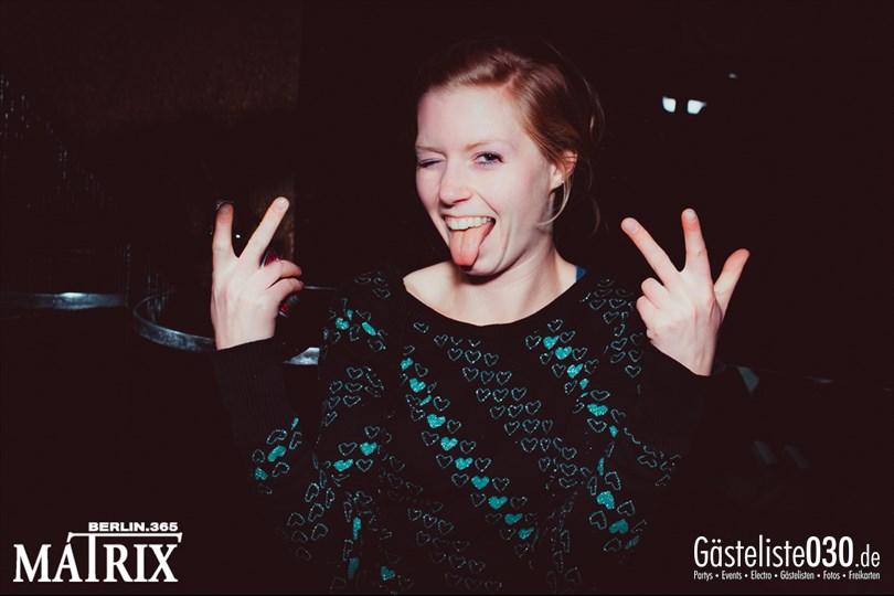 https://www.gaesteliste030.de/Partyfoto #81 Matrix Berlin vom 10.04.2014
