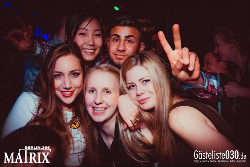 https://www.gaesteliste030.de/Partyfoto #16 Matrix Berlin vom 10.04.2014