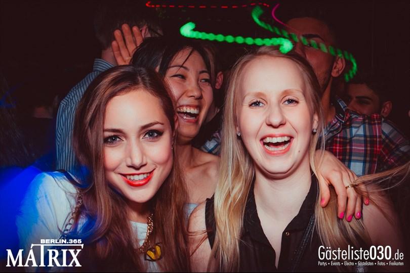 https://www.gaesteliste030.de/Partyfoto #22 Matrix Berlin vom 10.04.2014