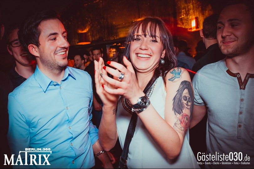 https://www.gaesteliste030.de/Partyfoto #32 Matrix Berlin vom 10.04.2014