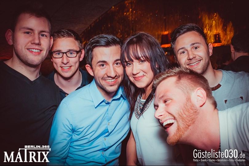https://www.gaesteliste030.de/Partyfoto #58 Matrix Berlin vom 10.04.2014