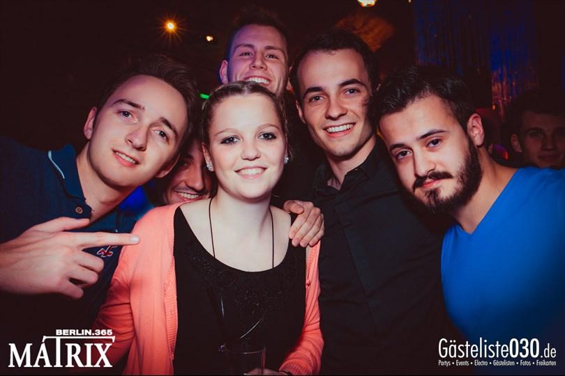 https://www.gaesteliste030.de/Partyfoto #91 Matrix Berlin vom 10.04.2014