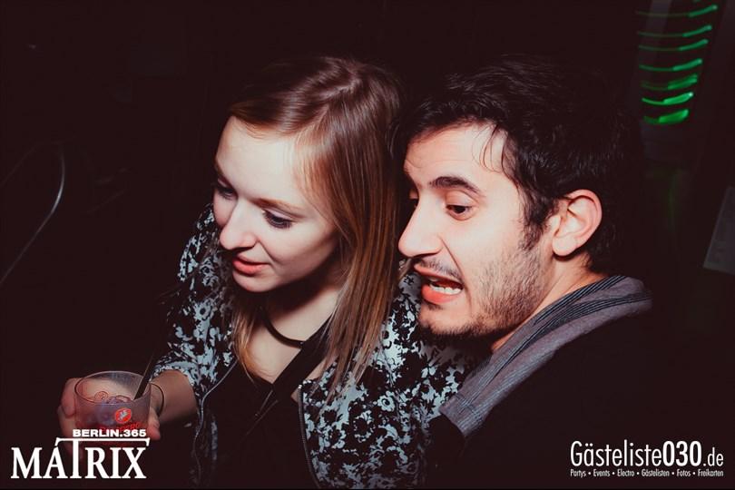 https://www.gaesteliste030.de/Partyfoto #124 Matrix Berlin vom 10.04.2014