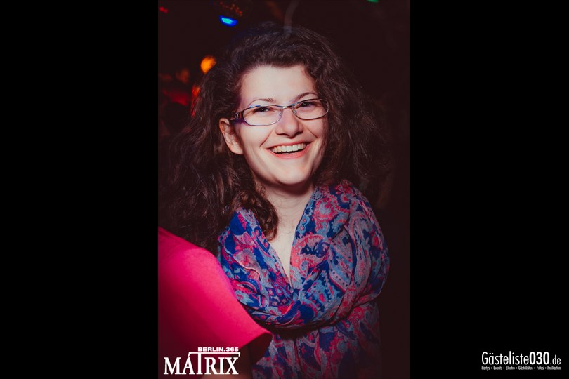 https://www.gaesteliste030.de/Partyfoto #86 Matrix Berlin vom 10.04.2014