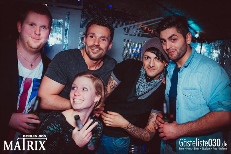 https://www.gaesteliste030.de/Partyfoto #119 Matrix Berlin vom 10.04.2014