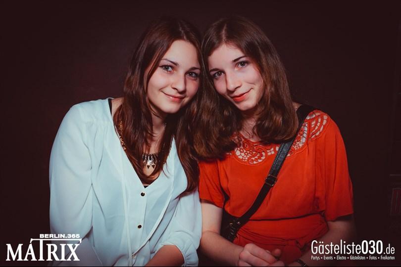 https://www.gaesteliste030.de/Partyfoto #114 Matrix Berlin vom 10.04.2014