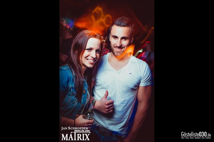 https://www.gaesteliste030.de/Partyfoto #108 Matrix Berlin vom 04.04.2014