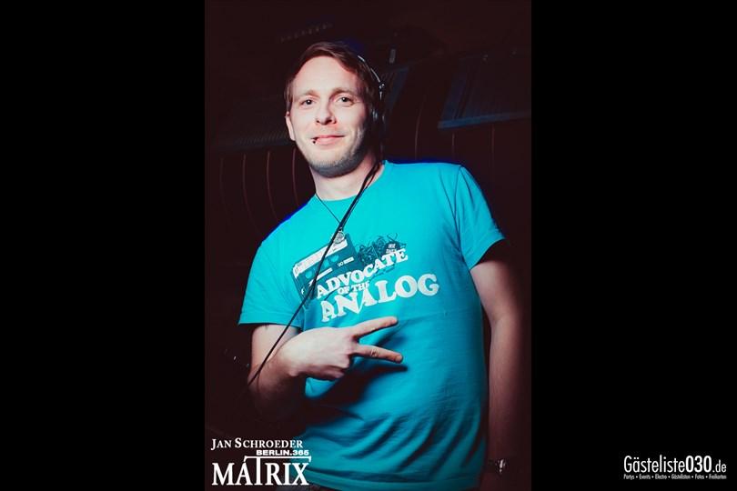 https://www.gaesteliste030.de/Partyfoto #98 Matrix Berlin vom 04.04.2014