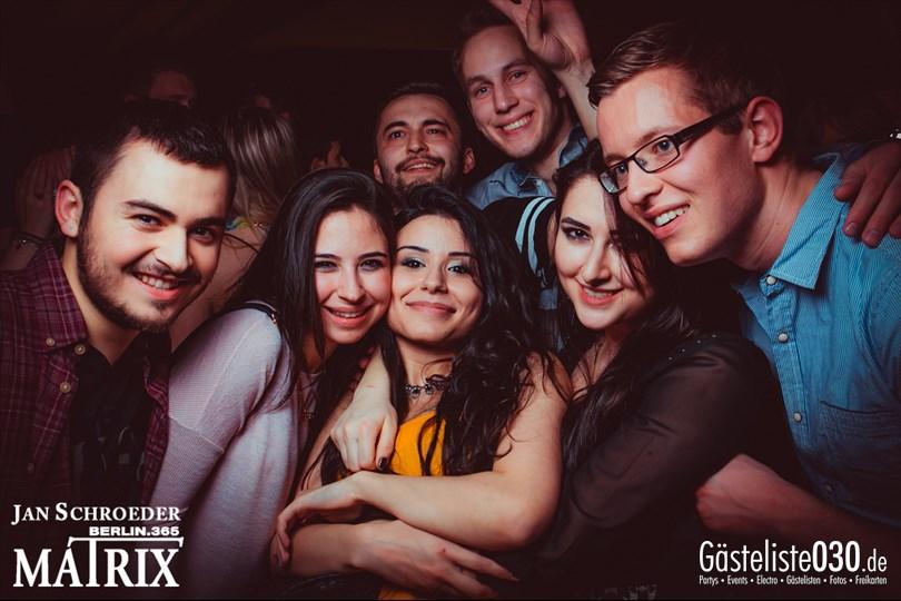 https://www.gaesteliste030.de/Partyfoto #38 Matrix Berlin vom 04.04.2014