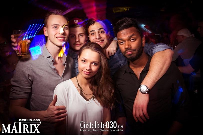 https://www.gaesteliste030.de/Partyfoto #102 Matrix Berlin vom 02.04.2014