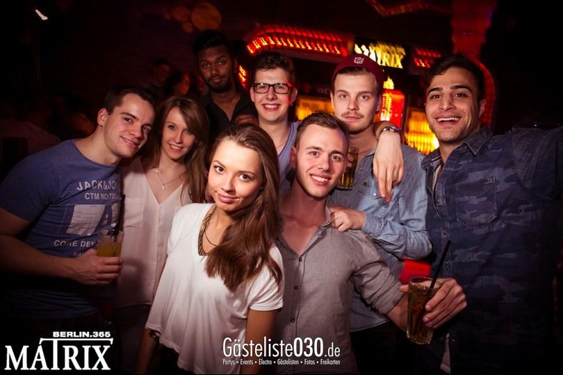 https://www.gaesteliste030.de/Partyfoto #88 Matrix Berlin vom 02.04.2014