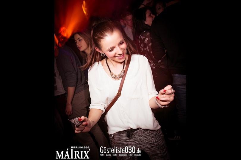 https://www.gaesteliste030.de/Partyfoto #37 Matrix Berlin vom 02.04.2014