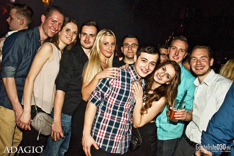 https://www.gaesteliste030.de/Partyfoto #83 Adagio Berlin vom 05.04.2014