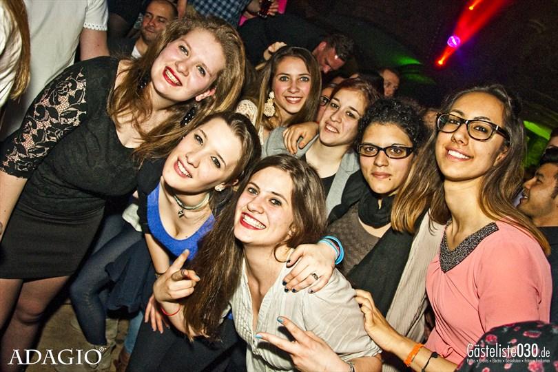 https://www.gaesteliste030.de/Partyfoto #14 Adagio Berlin vom 05.04.2014