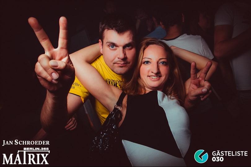 https://www.gaesteliste030.de/Partyfoto #46 Matrix Berlin vom 17.05.2014