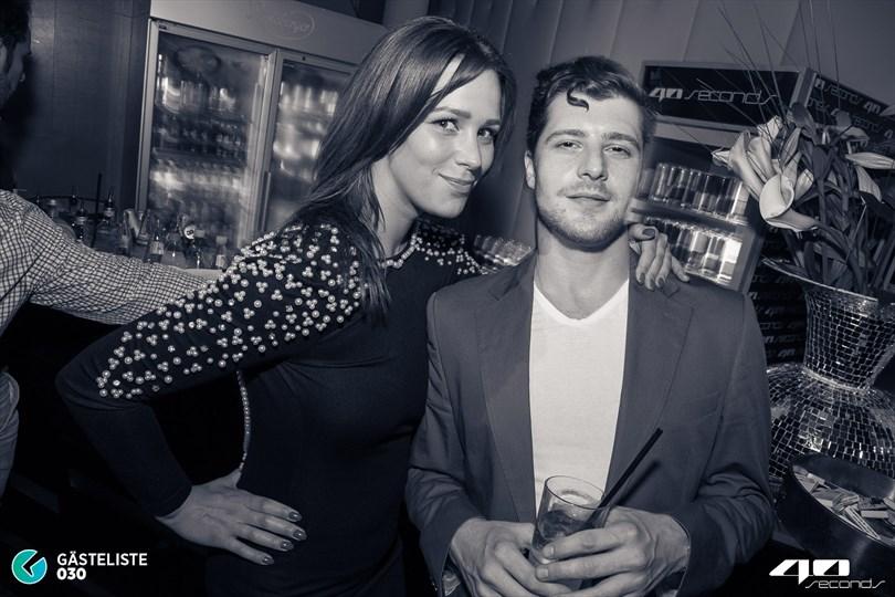 https://www.gaesteliste030.de/Partyfoto #14 40seconds Berlin vom 23.05.2014