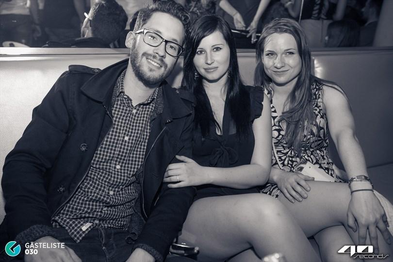 https://www.gaesteliste030.de/Partyfoto #6 40seconds Berlin vom 23.05.2014