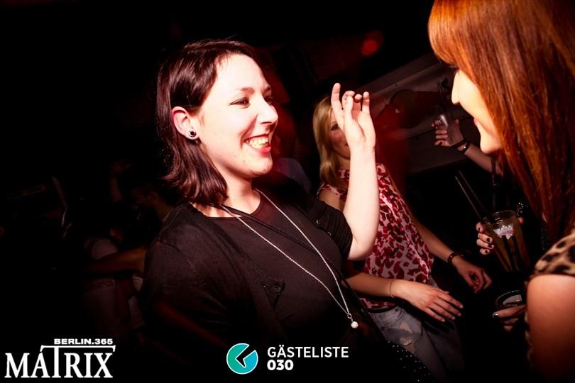 https://www.gaesteliste030.de/Partyfoto #82 Matrix Berlin vom 14.05.2014
