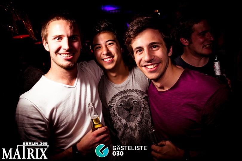 https://www.gaesteliste030.de/Partyfoto #105 Matrix Berlin vom 14.05.2014