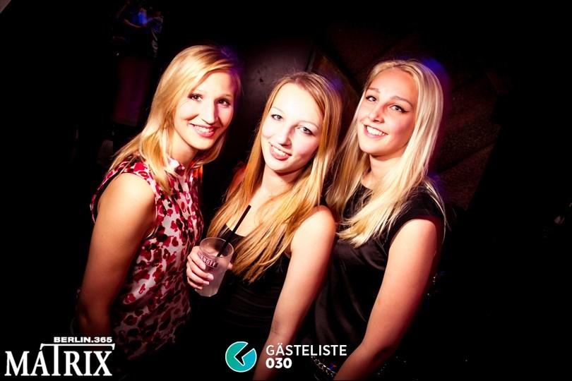 https://www.gaesteliste030.de/Partyfoto #106 Matrix Berlin vom 14.05.2014