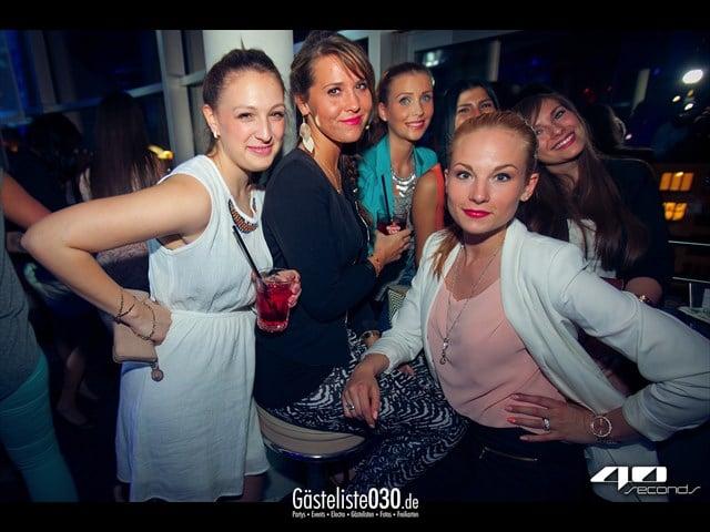 Partypics 40seconds 03.05.2014 Berlin love Party