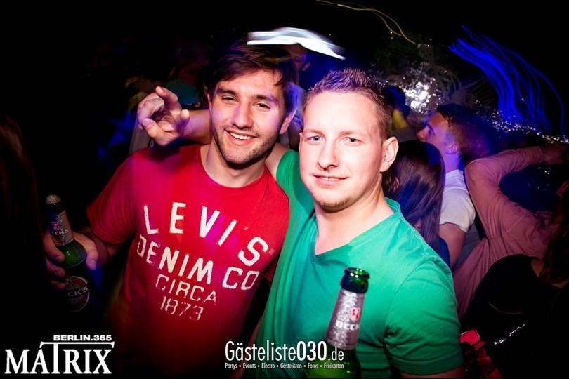 https://www.gaesteliste030.de/Partyfoto #78 Matrix Berlin vom 02.05.2014