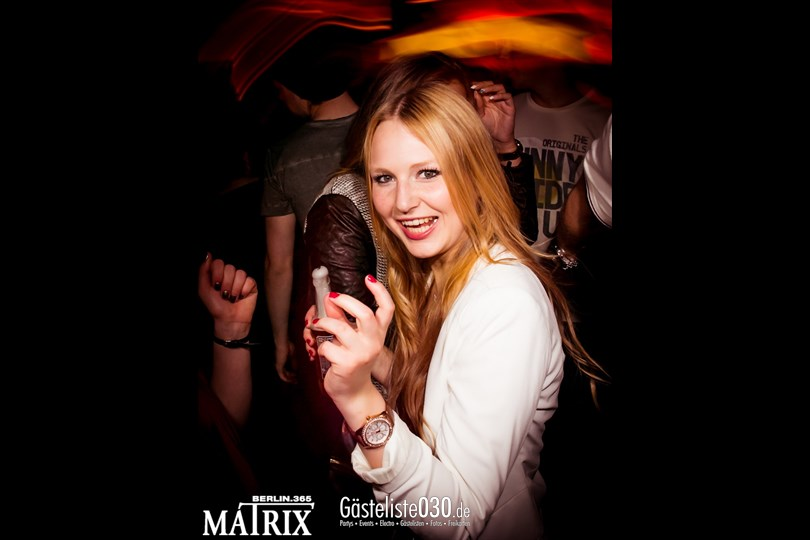 https://www.gaesteliste030.de/Partyfoto #67 Matrix Berlin vom 02.05.2014