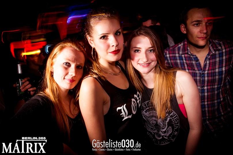 https://www.gaesteliste030.de/Partyfoto #125 Matrix Berlin vom 02.05.2014