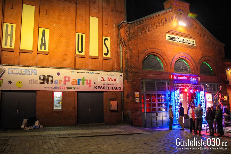 https://www.gaesteliste030.de/Partyfoto #92 Kesselhaus @ Kulturbrauerei Berlin vom 03.05.2014