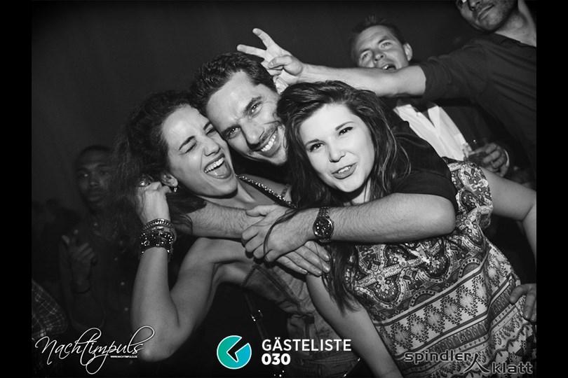 https://www.gaesteliste030.de/Partyfoto #27 Spindler & Klatt Berlin vom 10.05.2014