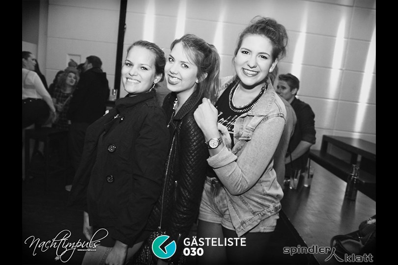 https://www.gaesteliste030.de/Partyfoto #22 Spindler & Klatt Berlin vom 10.05.2014
