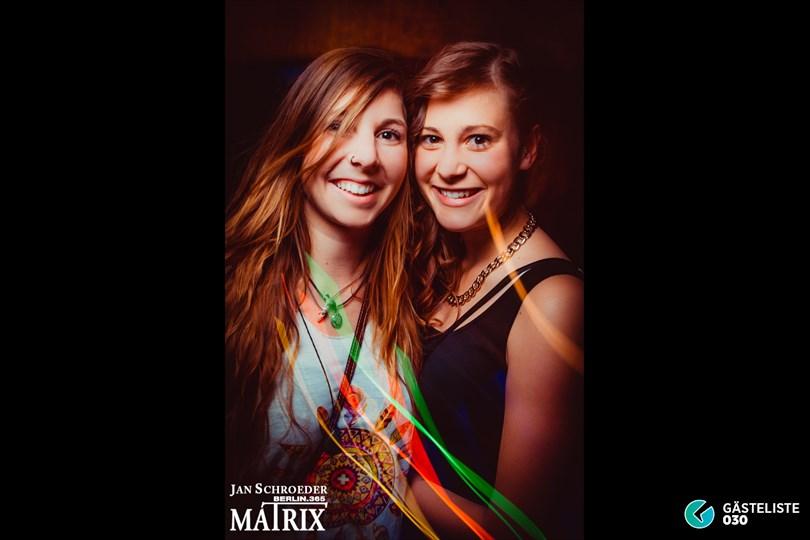 https://www.gaesteliste030.de/Partyfoto #92 Matrix Berlin vom 15.05.2014