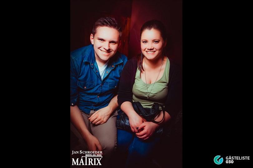 https://www.gaesteliste030.de/Partyfoto #128 Matrix Berlin vom 15.05.2014