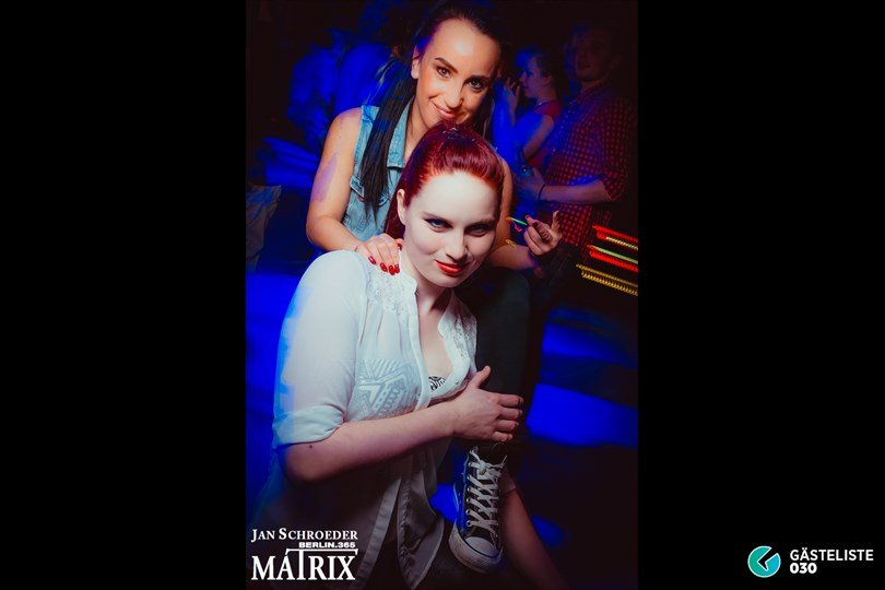 https://www.gaesteliste030.de/Partyfoto #82 Matrix Berlin vom 15.05.2014