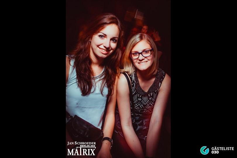https://www.gaesteliste030.de/Partyfoto #72 Matrix Berlin vom 15.05.2014