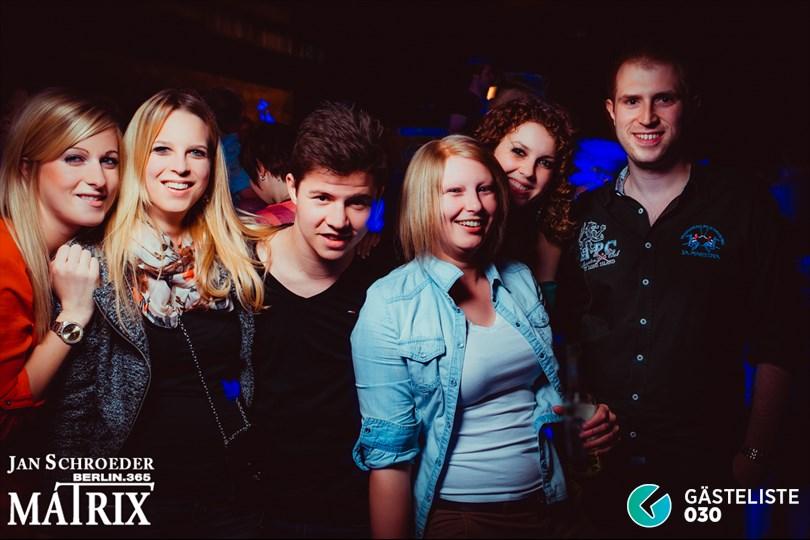 https://www.gaesteliste030.de/Partyfoto #68 Matrix Berlin vom 15.05.2014