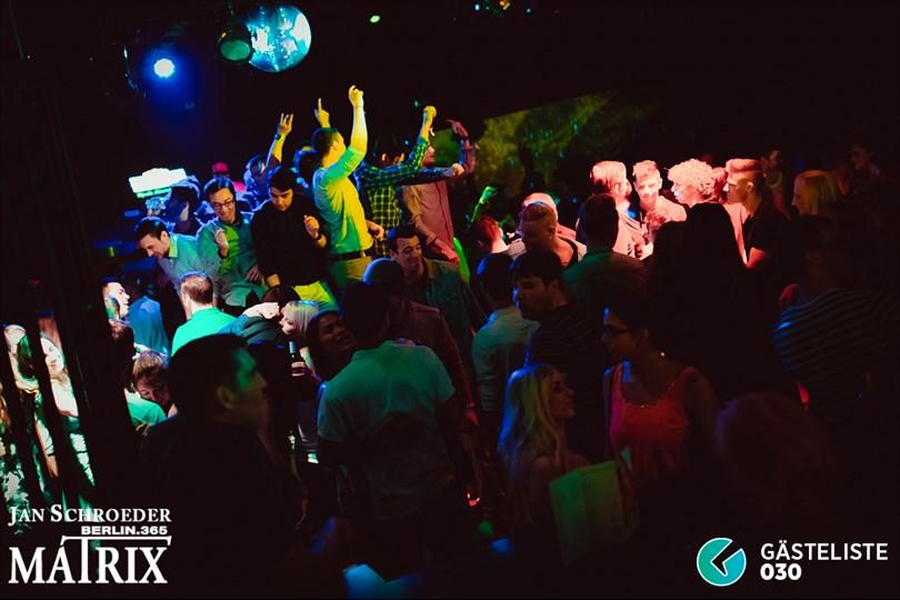 https://www.gaesteliste030.de/Partyfoto #126 Matrix Berlin vom 15.05.2014