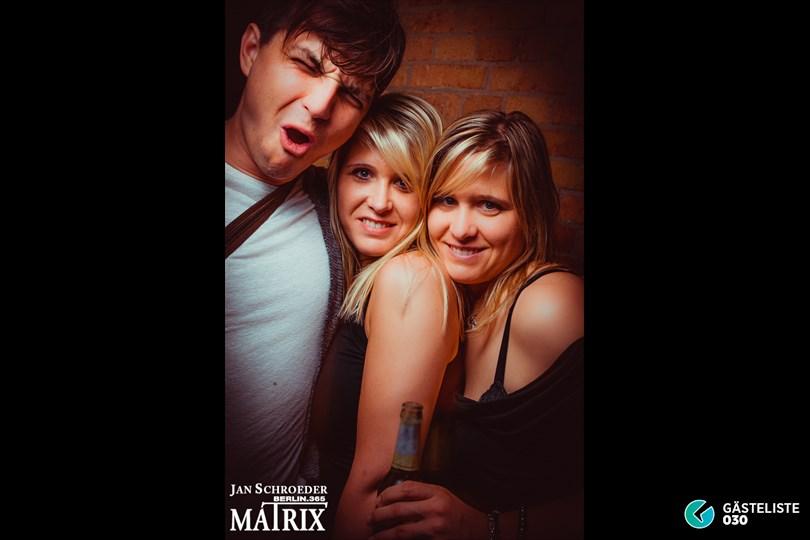 https://www.gaesteliste030.de/Partyfoto #71 Matrix Berlin vom 22.05.2014