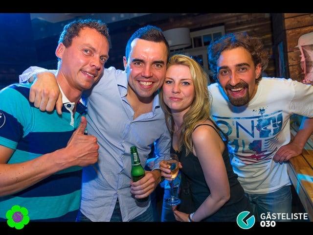 Partypics Pirates 28.06.2014 Schlager an der Spree