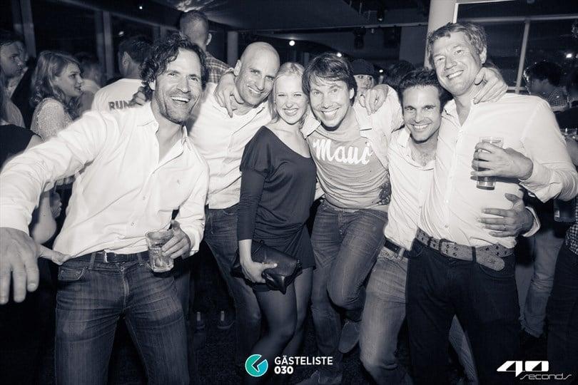 https://www.gaesteliste030.de/Partyfoto #4 40seconds Berlin vom 30.05.2014