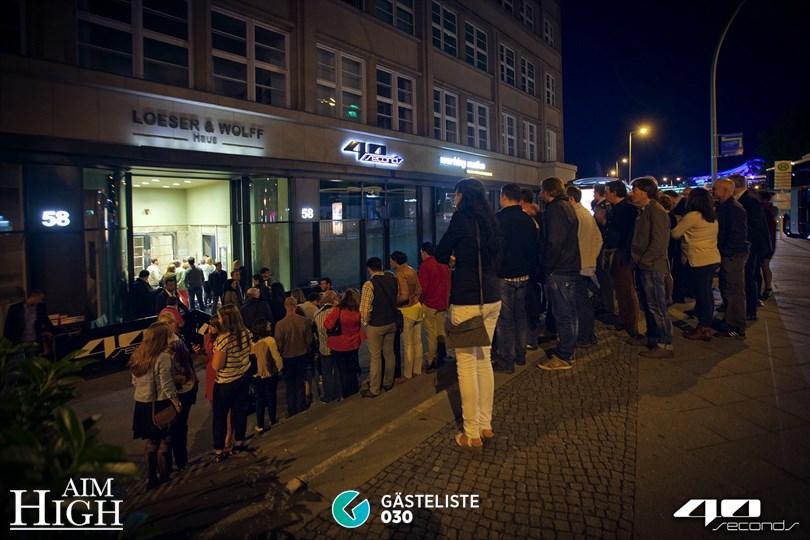 https://www.gaesteliste030.de/Partyfoto #3 40seconds Berlin vom 14.06.2014