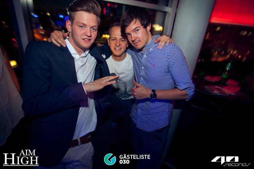 https://www.gaesteliste030.de/Partyfoto #84 40seconds Berlin vom 14.06.2014
