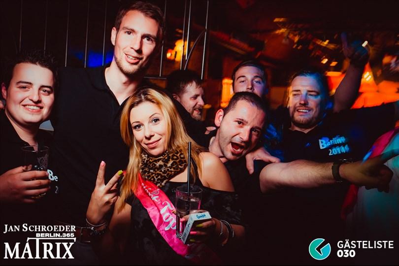 https://www.gaesteliste030.de/Partyfoto #61 Matrix Berlin vom 31.05.2014