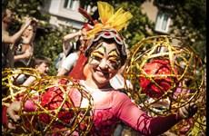 Partyfotos Berlin 07.06.2014 Karneval der Kulturen 2014