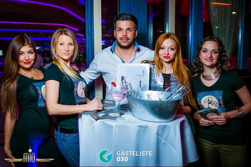 https://www.gaesteliste030.de/Partyfoto #12 MIO Berlin vom 06.06.2014
