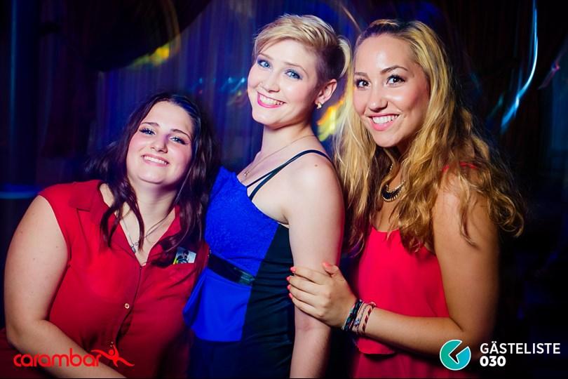 https://www.gaesteliste030.de/Partyfoto #1 Carambar Berlin vom 25.07.2014