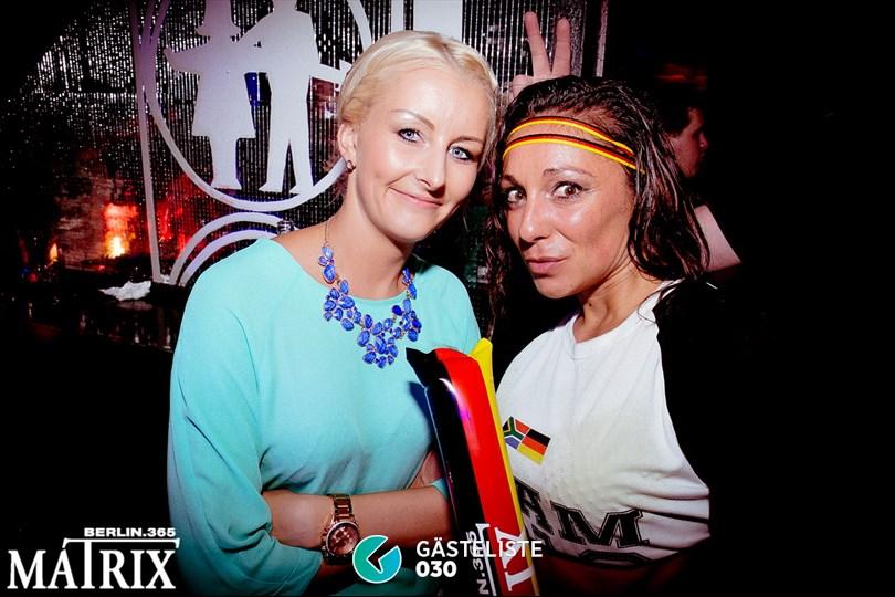 https://www.gaesteliste030.de/Partyfoto #124 Matrix Berlin vom 28.06.2014