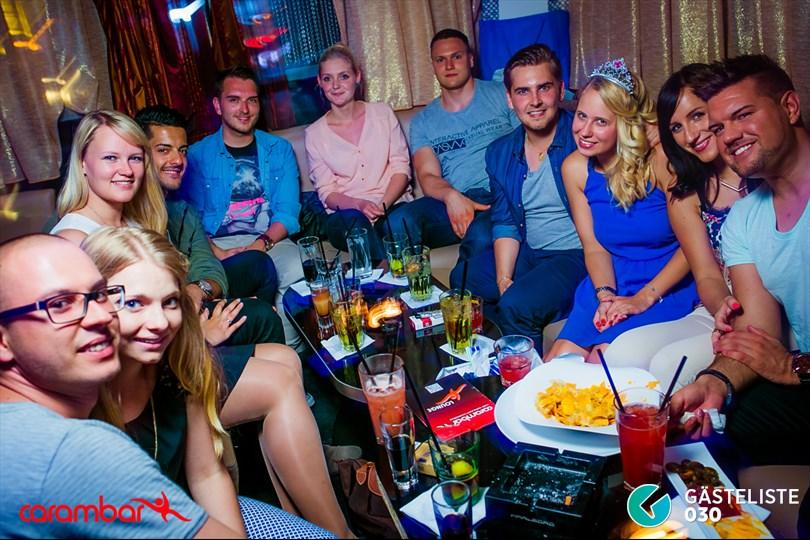 https://www.gaesteliste030.de/Partyfoto #16 Carambar Berlin vom 12.07.2014